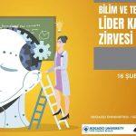 Bilim ve Teknolojinin Lider Kadınları Boğaziçi'nde Buluşuyor
