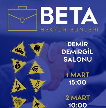 BETA ile Geleceğe Yön Ver