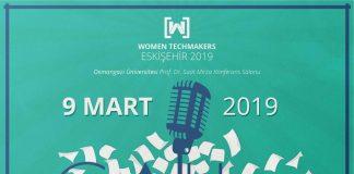 Women Techmakers Eskişehir - International Women Days 2019