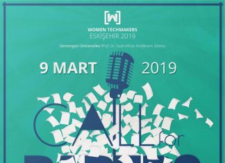 Women Techmakers Eskişehir - International Women Days 2019