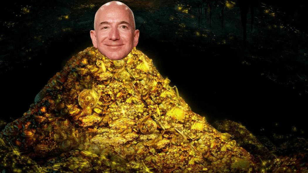 2020 Yılında Milyarder Sayısı Azaldı, Birinci Sırada Yine Jeff Bezos